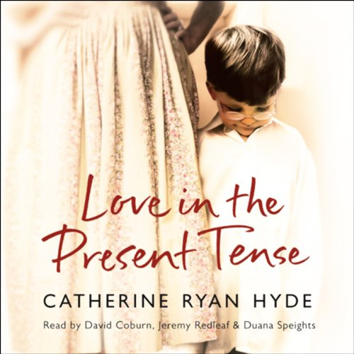 Love in the Present Tense audiobook cover art