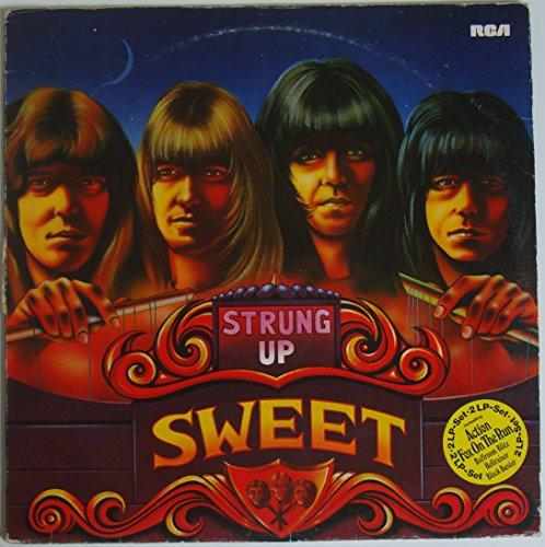 The Sweet - Strung Up - RCA - LPL 2-5107, RCA - 26.28124 DX