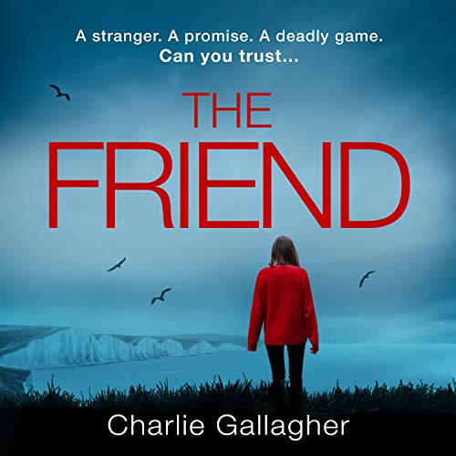 The Friend Audiobook By Charlie Gallagher cover art