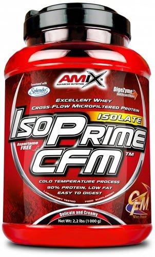Amix IsoPrime CFM Isolate 1 kg - Cookies-Cream