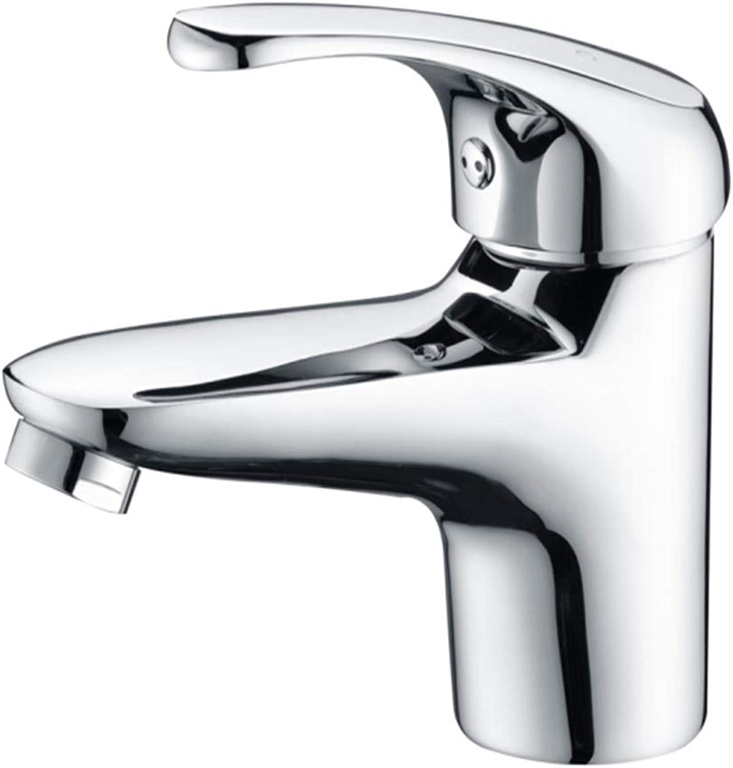 Kitchen Taps Faucet Modern Kitchen Sink Taps Stainless Steelbathroom Basin Faucet Copper Hot and Cold Water Sink Nozzle Sink Faucet