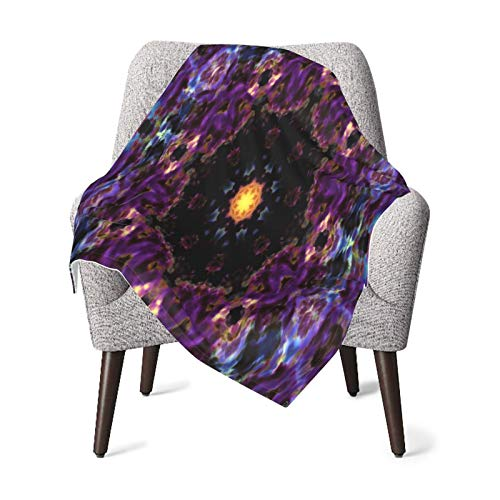 Ap.Room Mandala Baby Blanket Unisex Wrap Soft Neutral Receiving Blanket for Boys and Girls, 30 X 40 Inches