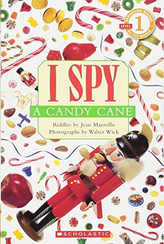I Spy a Candy Cane (Scholastic Reader Level 1: I Spy)の詳細を見る