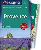 KOMPASS Wanderführer Provence: Wanderführer mit Extra-Tourenkarte 1:50000, 55 Touren, GPX-Daten zum Download.