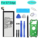 HDCKU Battery Replacement Kit for Samsung Galaxy S7 Edge Battery for S7 Edge G935 EB-BG935ABE with Repair Tools and Instructions