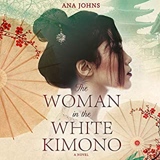 The Woman in the White Kimono cover art