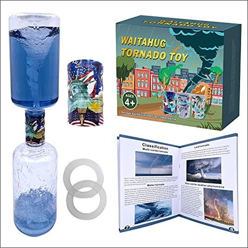 Wenzhuo Vortex Tornado Tube Bottle Connector,no...