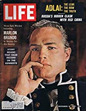 ORIGINAL Vintage December 14 1962 Life Magazine Marlon Brando Mutiny on Bounty