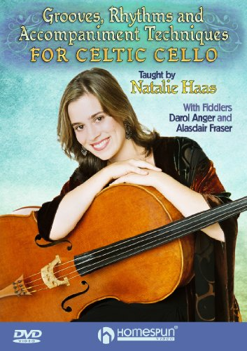Grooves, Rhythms and Accompaniment Techniques For Celtic Cello