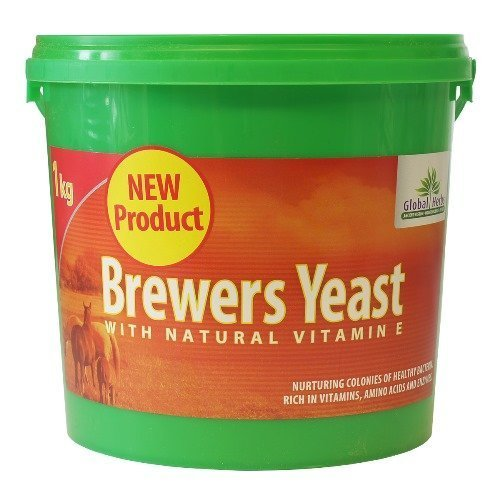 Global Herbs -Brewers Yeast x 1 Kg by