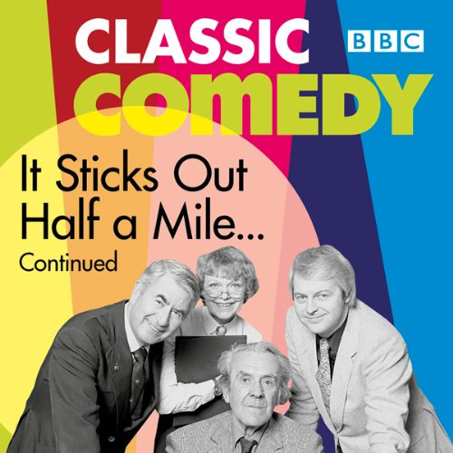 It Sticks Out Half a Mile Continued audiobook cover art