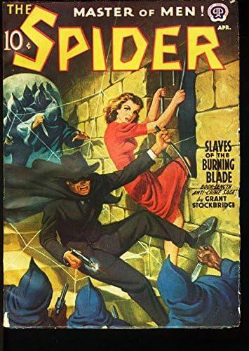 SPIDER-APR 1941-DESOTO ART-SO Max 71% OFF VG FN Super sale period limited SPECIAL
