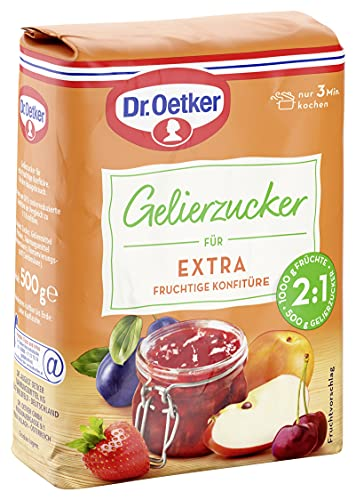 Dr. Oetker -   Gelierzucker Extra