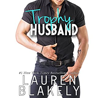Trophy Husband audiobook cover art