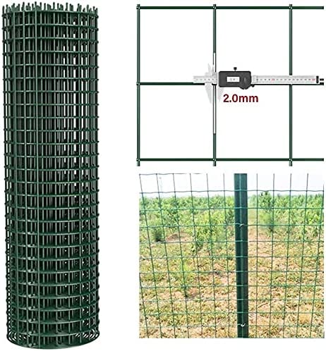 Hardware Some reservation Cloth Welded Wire Mesh Vinyl Green Decorat Charlotte Mall Roll Coating