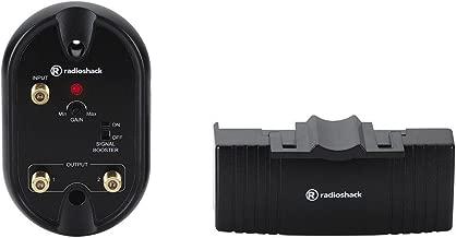 RadioShack Antenna-Mounted High-Gain Signal Amplifier