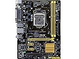 ASUS H81M-C/CSM MicroATX DDR3 1333 LGA 1150 Motherboards
