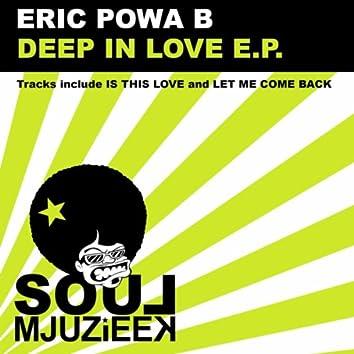 Deep In Love E.P.