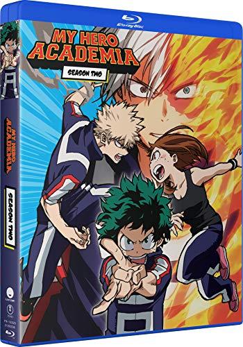 My Hero Academia: Season Two [Blu-r…