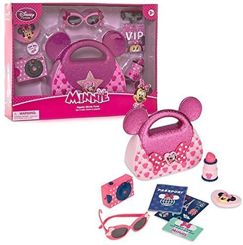 Offizielle Disney Minnie Mouse Popstar Purse Spielset
