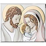 Valenti Argenti Arte e icono Sagrada medida 26 x 21 cm Trendy cód. 81340 4LCOL