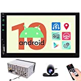 EINCAR 7' Android Head Unit Quad Core HD Capacitive Touch Screen Double 2 Din Car Radio Support Bluetooth 1080P...