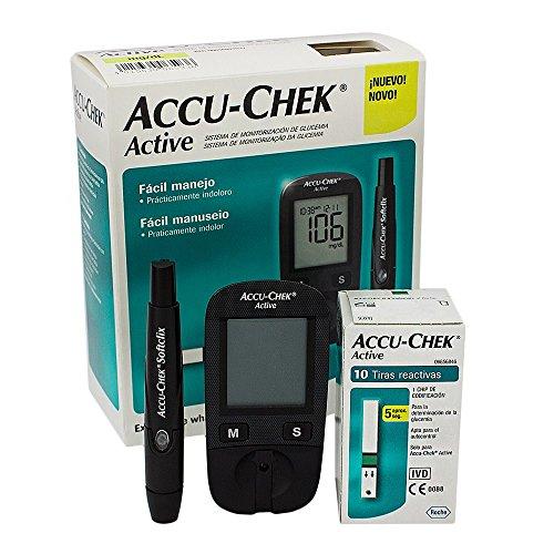 Accu-Chek Active Sistema de Monitorización de Glucem