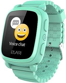 comprar comparacion Elari KidPhone 2 Reloj Inteligente Verde TFT 3,66 cm (1.44