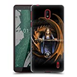Official Anne Stokes The Truth Dragons 5 Hard Back Case