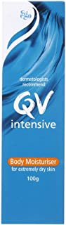 Intensive Body Moisturiser for extremely dry skin by QV, 100g