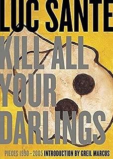 kill your darlings book