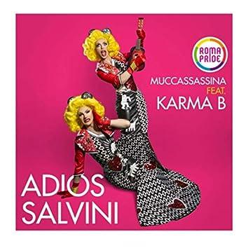 Adios Salvini (feat. Karma B)