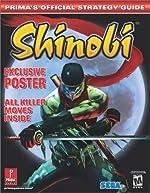 Shinobi - Prima's Official Strategy Guide de Prima Development