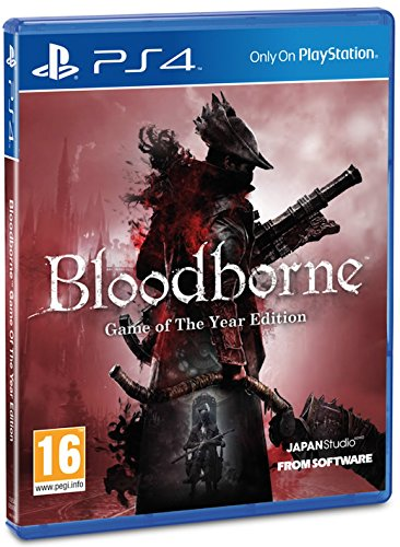 Bloodborne - Game of the Year Edition - PlayStation 4 (PS4) Deutsche Sprache