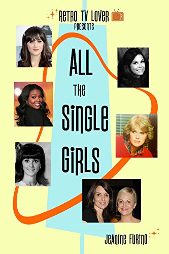 Retro TV Lover presents All the Single Girls (English Edition)