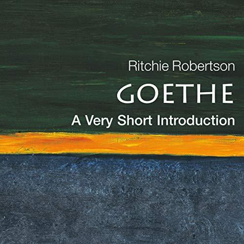Page de couverture de Goethe