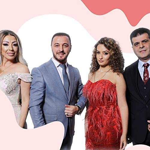 Xhavit Avdyli, Zana Paloja, Vullnet Salihu & Klaudia