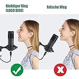 Zoom IMG-2 sudotack microfono a condensatore cardioide