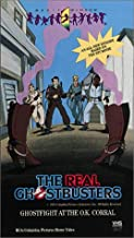 The Real Ghostbusters: Ghostfight At The O.K. Corral VHS