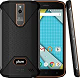 Plum Gator 5 - Rugged Phone 3G GSM Unlocked Water Shock Proof 13+5 MP Camera 16+2 GB Memory