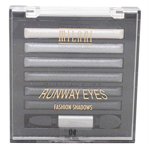 Milani Runway Eyes Fashion Eyeshadow, Backstage Basics