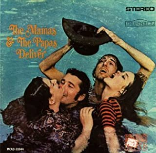 the mamas and the papas deliver album