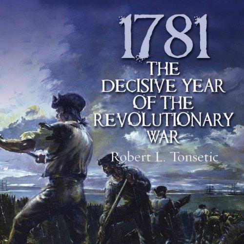 1781 audiobook cover art