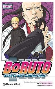 Boruto nº 10: Naruto Next Generations par Masashi Kishimoto