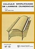 Cálculo simplificado de láminas cilíndricas