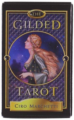 Marchetti, C: Gilded Tarot Deck
