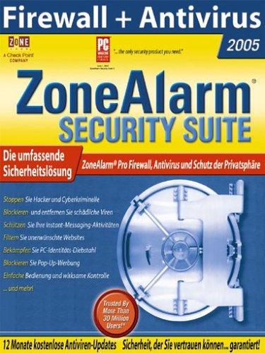 ZoneAlarm Security Suite 5