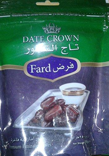 Dates Crown Fard Uae Khajur 500 Gm