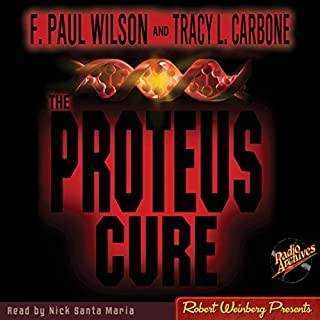The Proteus Cure audiobook cover art
