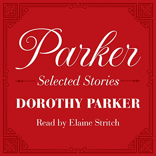 Parker: Selected Stories audiobook cover art